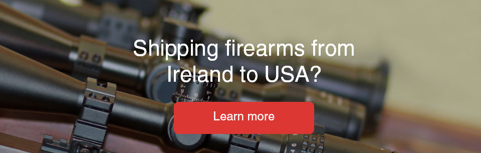 Shipping firearms